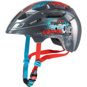 UVEX Finale Helmet Kinder force patrol